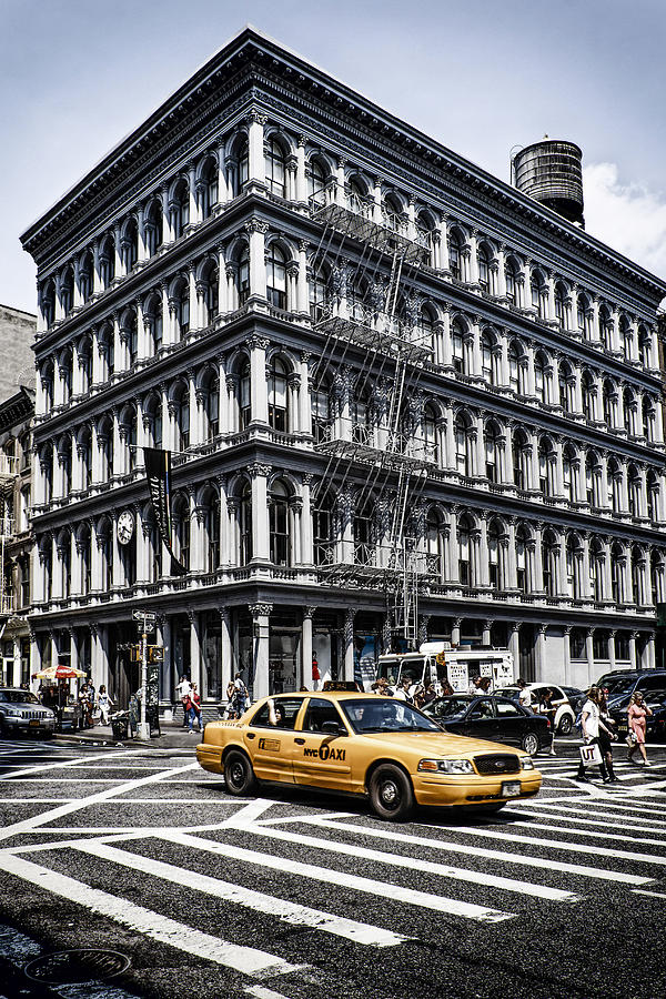 Amerikanisch Photograph - New York by Juergen Held