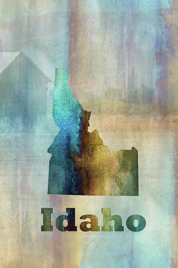 11009 Idaho Digital Art