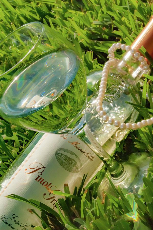 11019 Wine Art Photograph