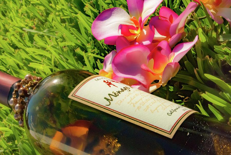 11023 Wine Art Photograph