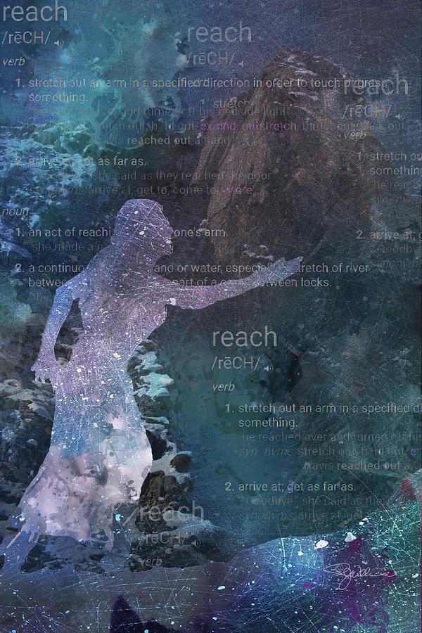 11043 Reach Mixed Media
