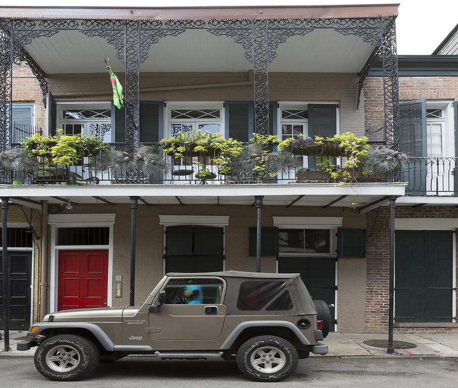 1133 Royal Street in New Orleans by Gregory Scott