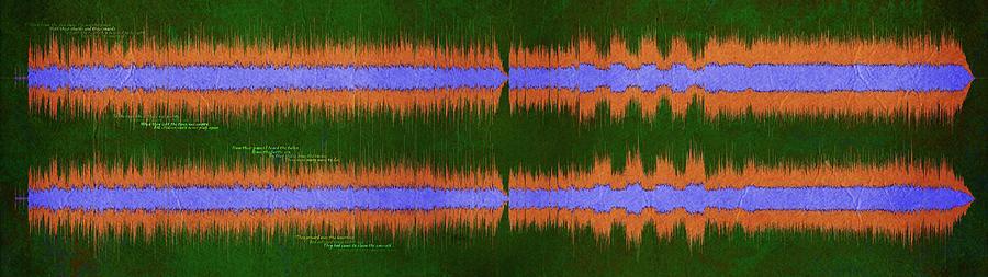 Emerald By Thin Lizzy With Lyrics Digital Art
