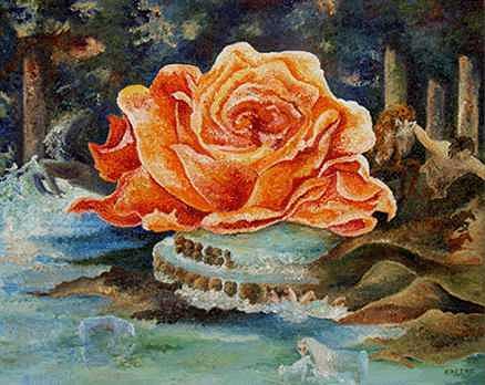 12 Moods Of Being  Painting by Karina Ishkhanova