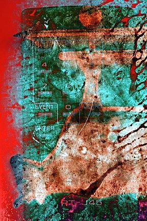 1233 C Digital Art by Phil Rodriguez