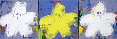 Full Bloom Painting - 12.East Side Story 2006-S16   by Andy Kim