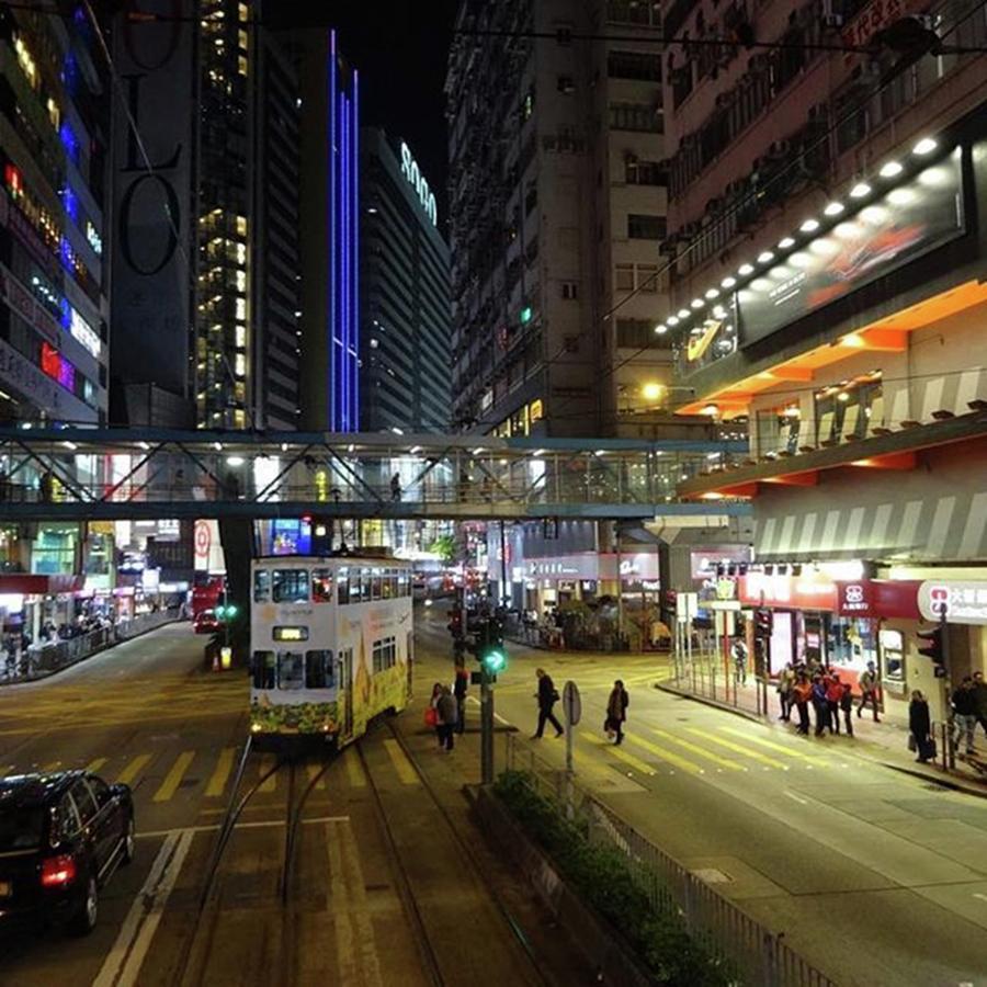 Hongkong Photograph - #香港 #hongkong by Takaharu Nakamoto