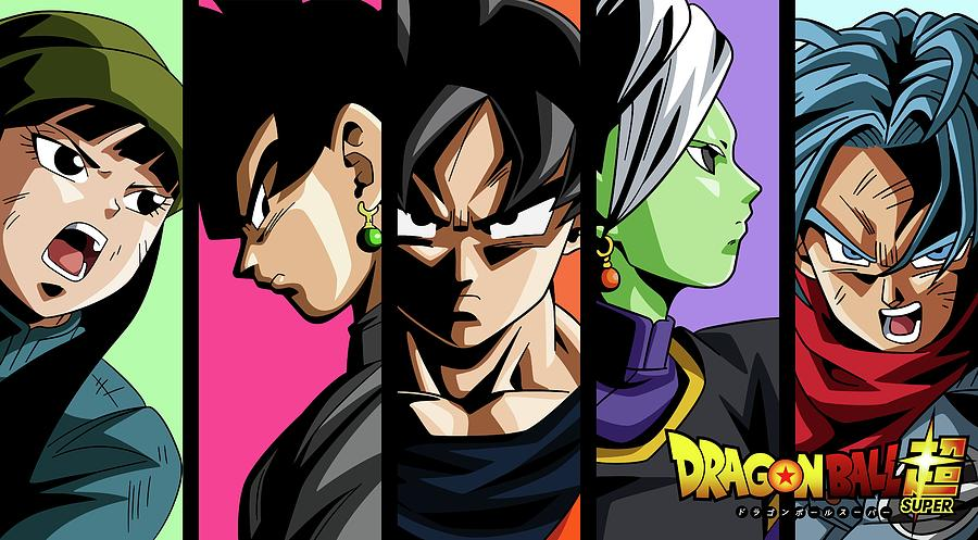 Goku Digital Art - Dragon Ball Super by Babbal Kumar