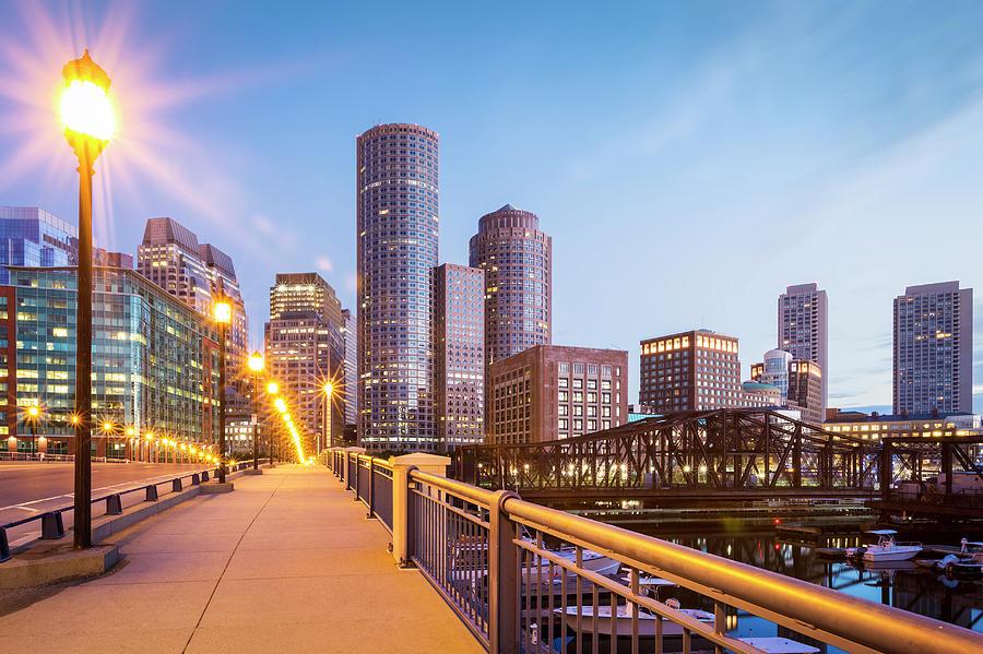 Boston Pyrography - Boston by Marcio Silva