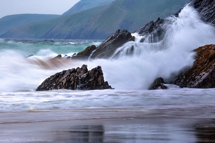Slea Head Photograph - Dingle Peninsula - Ireland by Joana Kruse