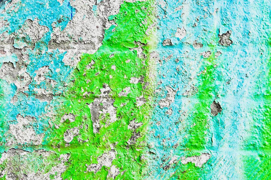 Weathered Wall Photograph