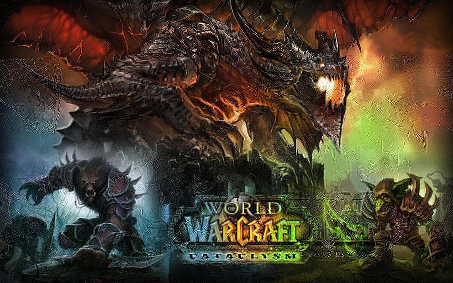 world of warcraft digital art by dorothy binder