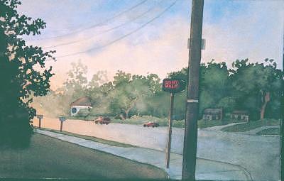 16 And Varella Painting by Sydney McKenna