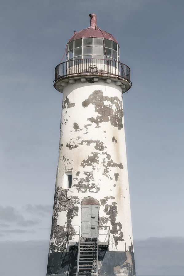 Water Photograph - Lighthouse by Joana Kruse