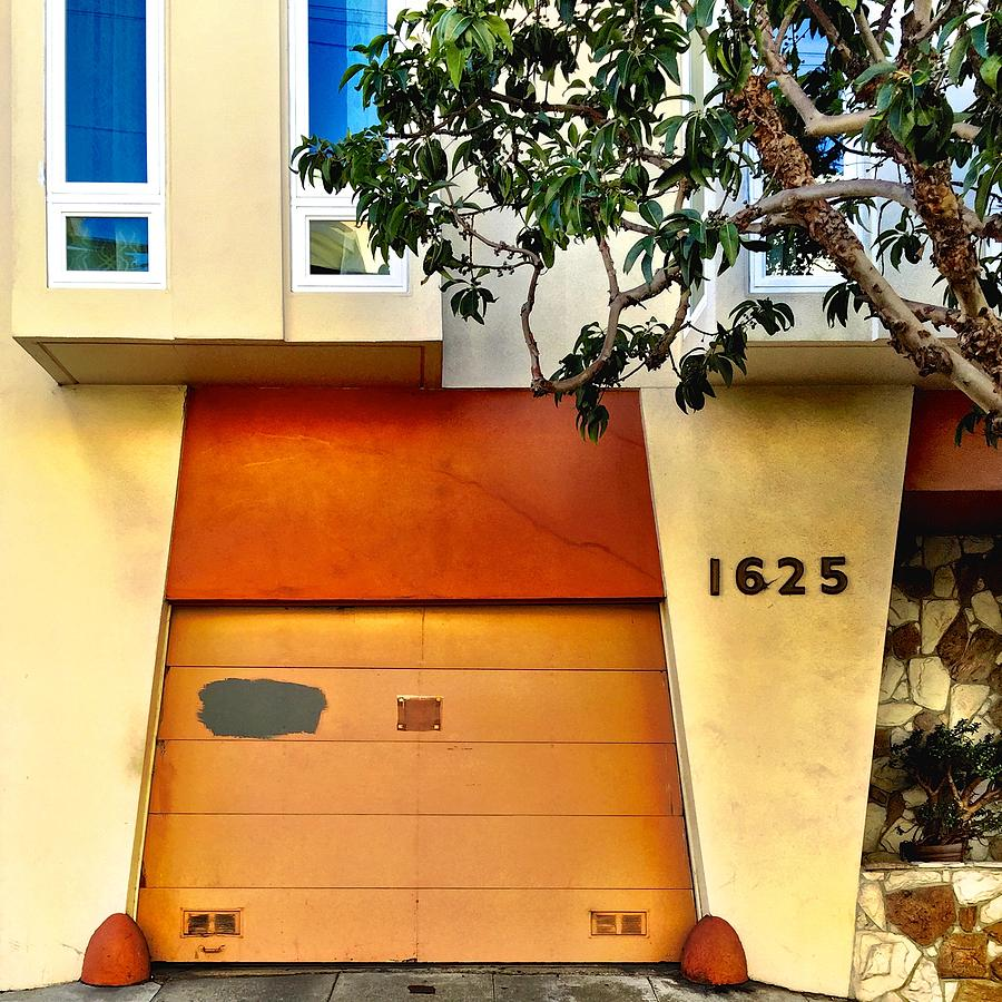 Garage Door Photograph - 1625  by Julie Gebhardt