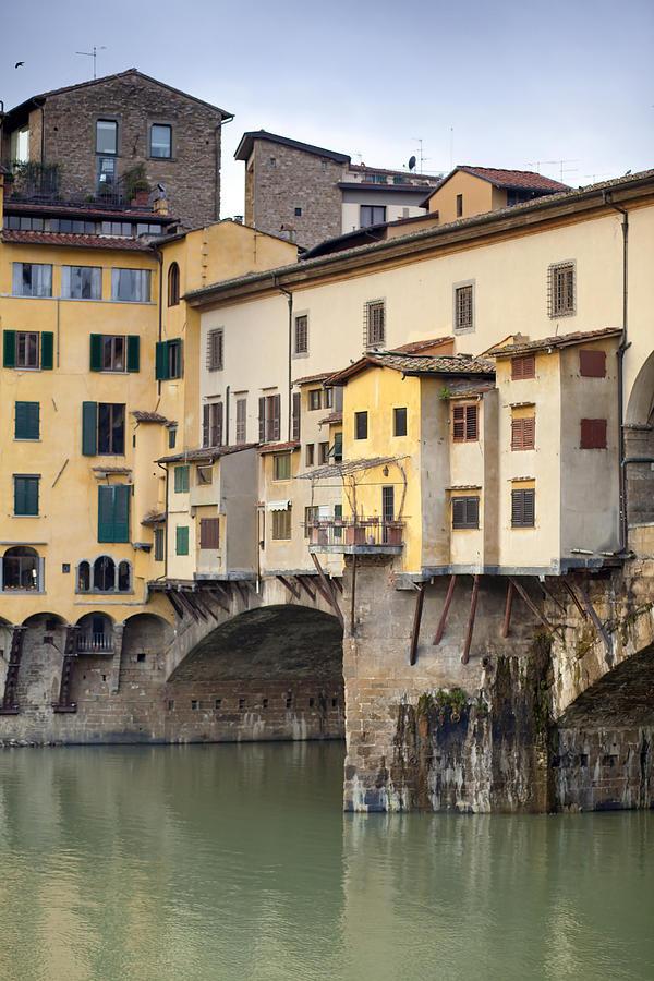 Ponte Vecchio Photograph by Andre Goncalves