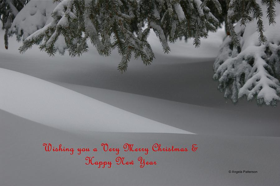 Christmas Cards Photograph - Untitled by Angela Patterson