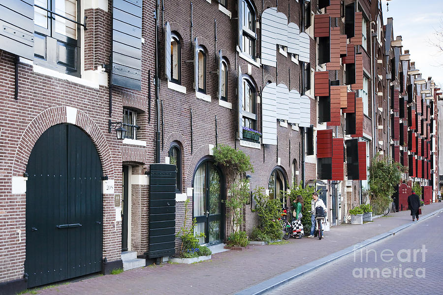 Age Photograph - Streets Of Amsterdam by Andre Goncalves