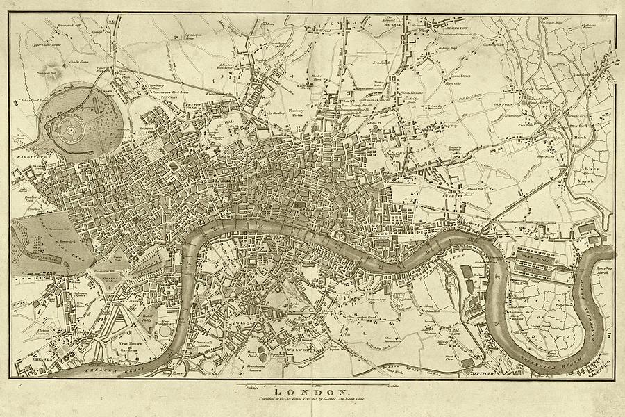 Map Of England 1800.Map Of London 1800 Twitterleesclub