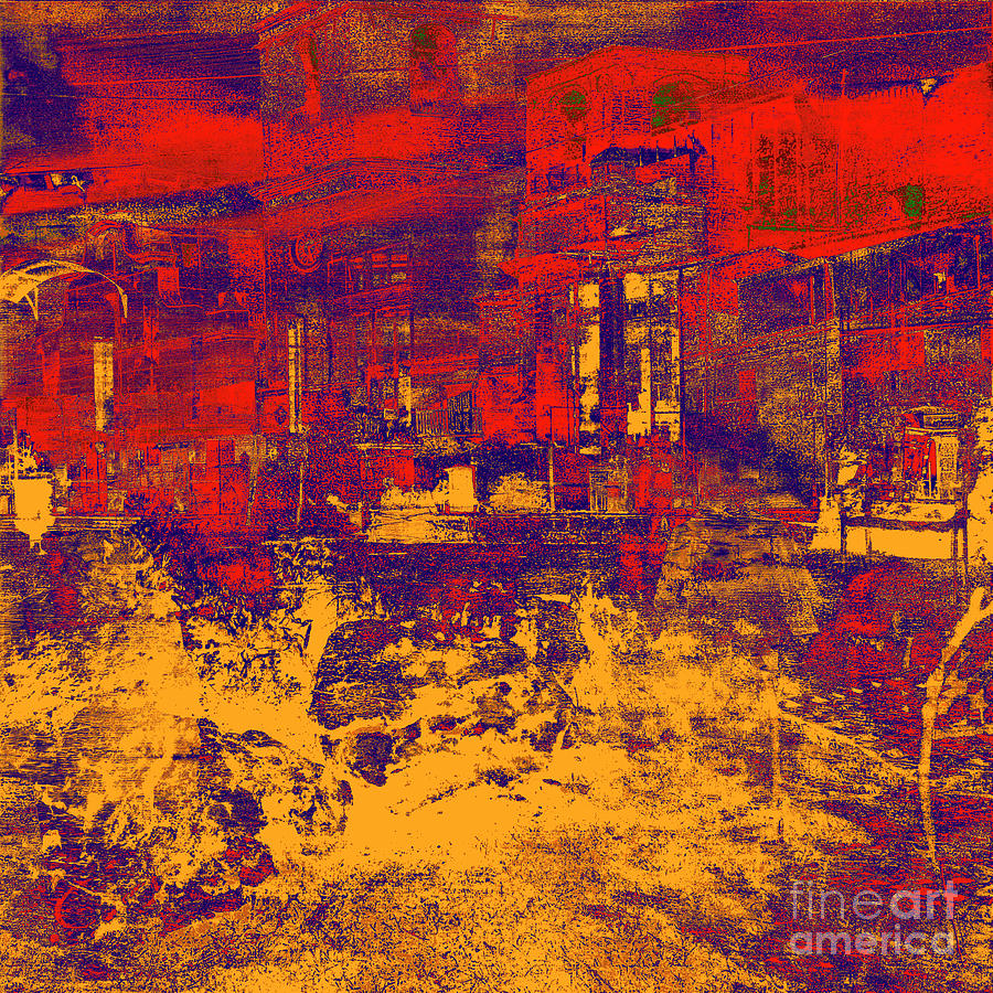 1872 Abstract Thought Digital Art