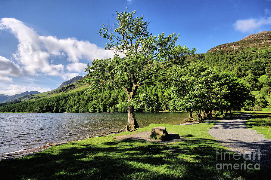 Buttermere Photograph - Buttermere by Smart Aviation