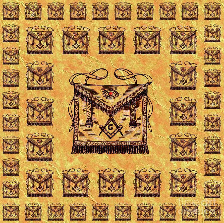 freemason symbolism painting by pierre blanchard