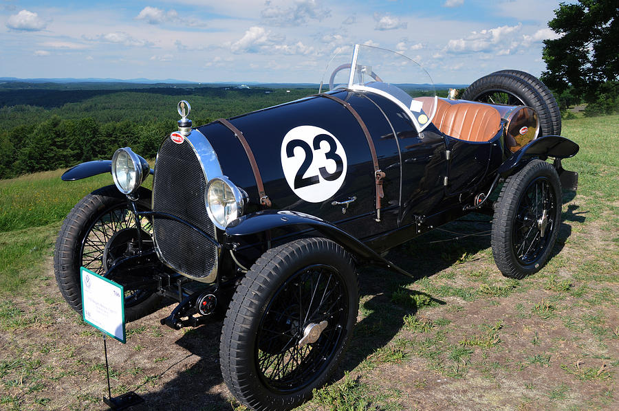 1920 Bugatti Brescia Type 13 Photograph By Bill Dutting