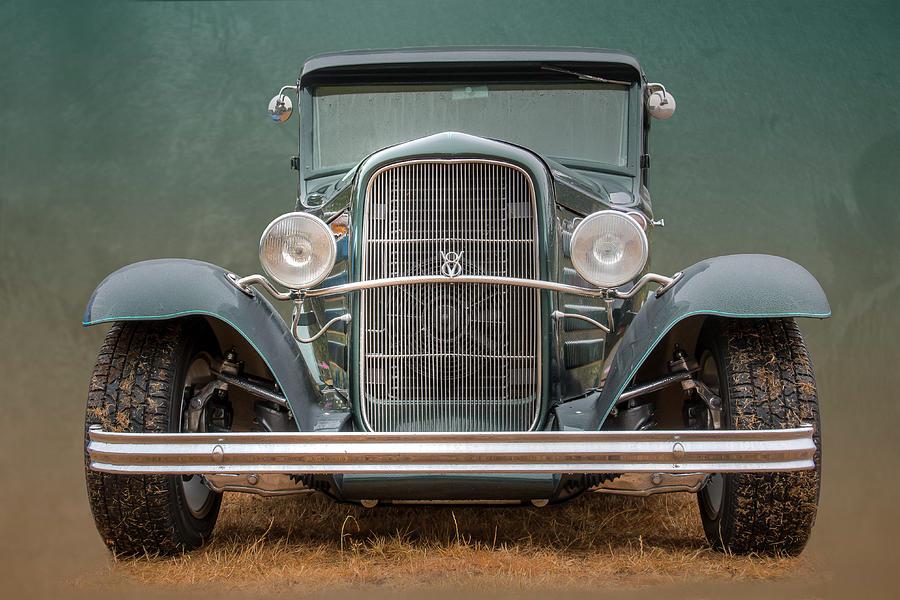 1931 Ford Victoria  0843 Photograph