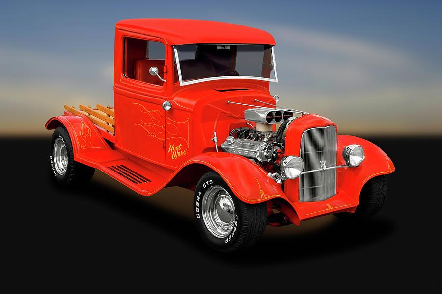 1933 Ford Pickup Truck - 1933fordroadsterpickuptruck183988 ...