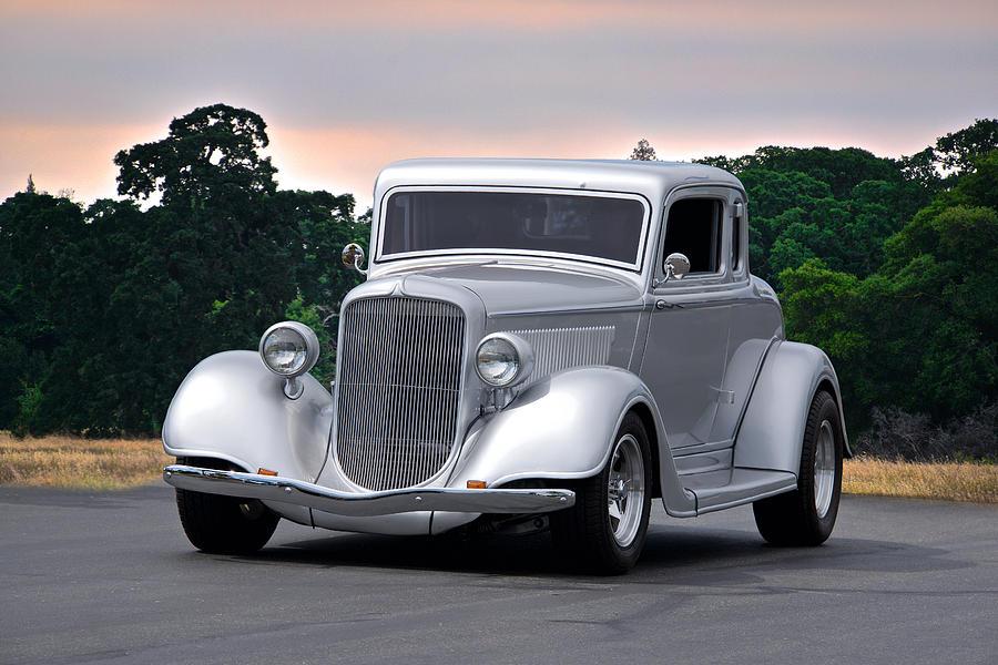 1934 dodge 5 window coupe