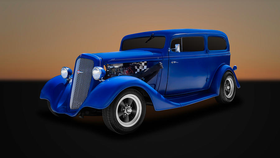 1935 Chevrolet Standard 2-door Sedan - 35chsd11