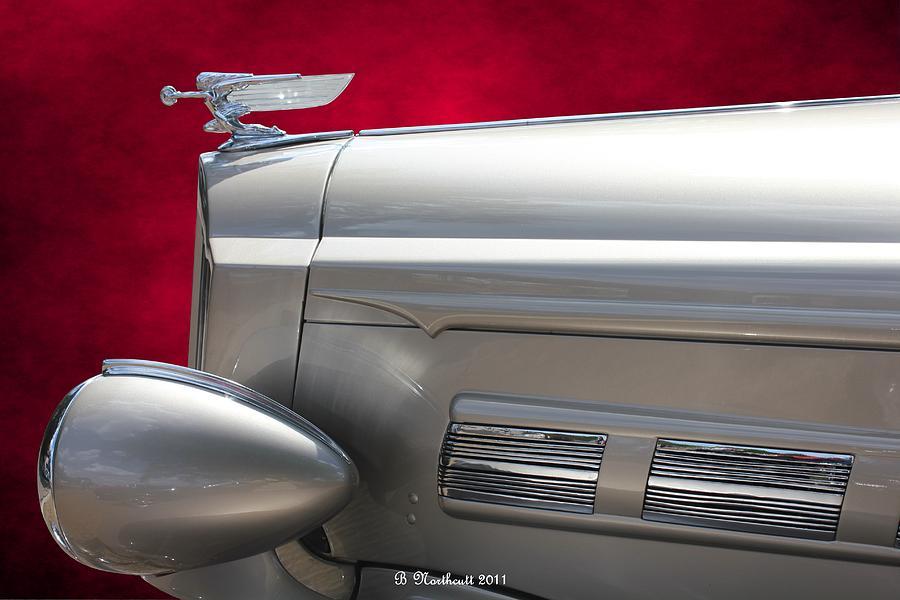 1937 Packard Photograph