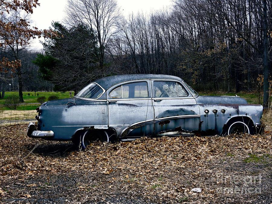 1949 Buick Roadmaster Photograph