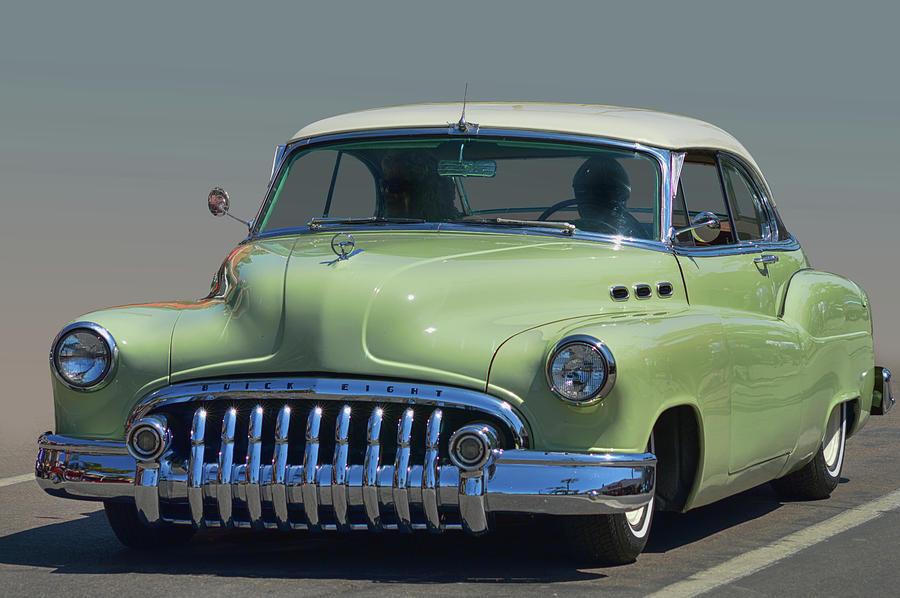 1950 buick eight photographbill dutting