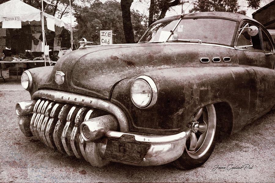 1950 Buick Special Jetback Deluxe by Joann Copeland-Paul