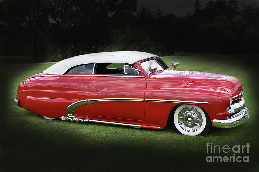 1950 Mercury Coupe Photograph By Malanda Warner