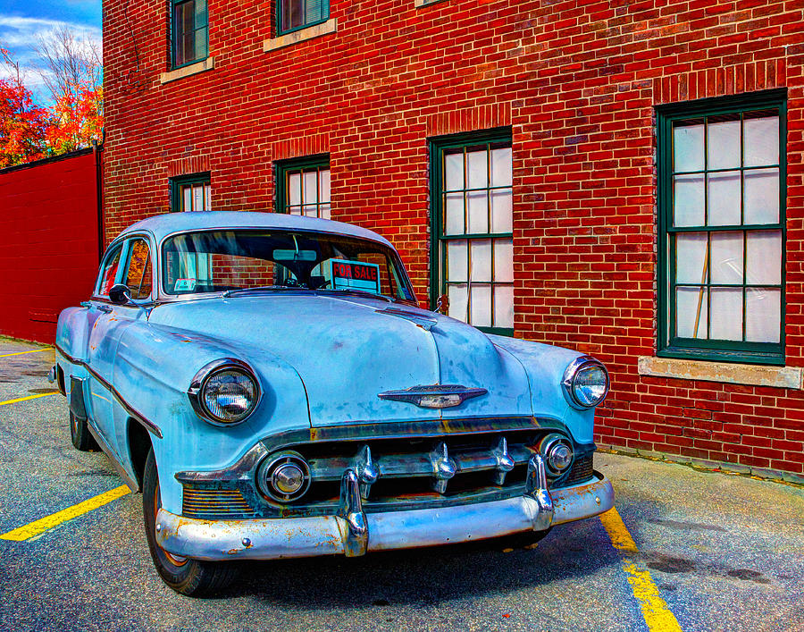 1953 Chevy For Sale Photograph