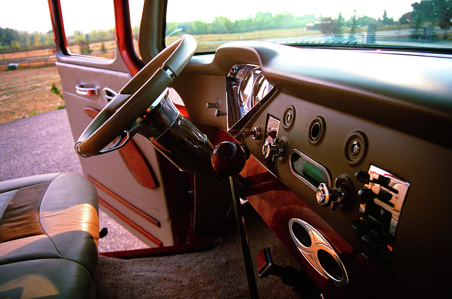 1955 Chevy Truck >> 1955 Chevy Truck Dash