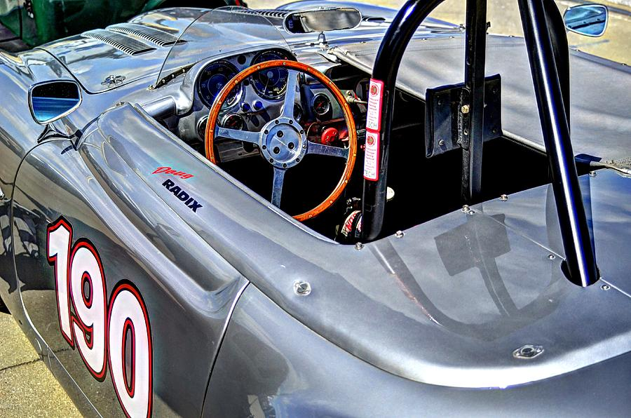 1955 Mercedes-Benz 190 SL #190  by Josh Williams