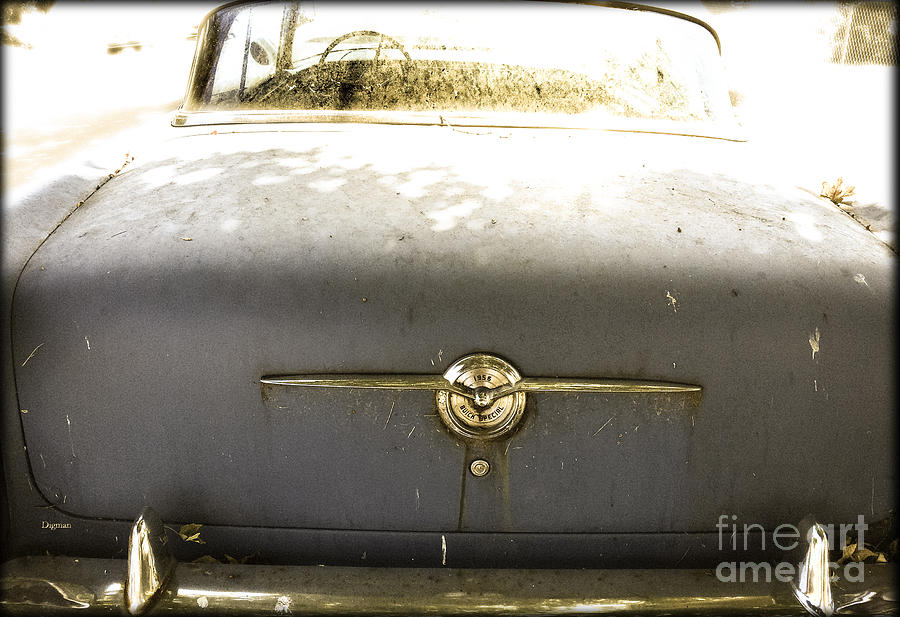 Cars Photograph - 1956 Buick Special  1956 by Steven Digman