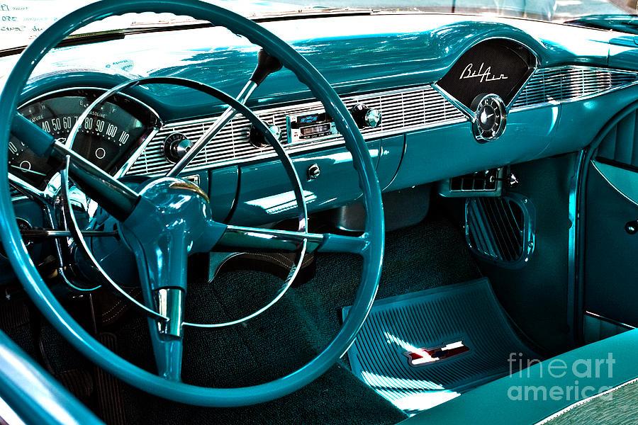 Terrific 1956 Chevrolet Belair Interior Hdr No 1 Beutiful Home Inspiration Semekurdistantinfo