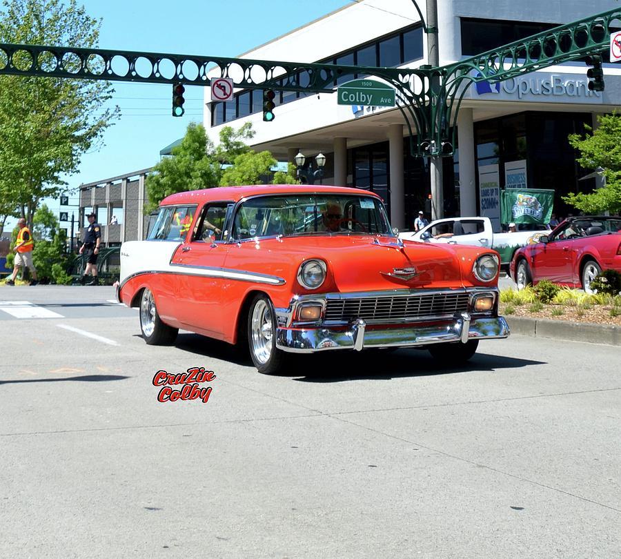 1956 Chevrolet Nomad Worley