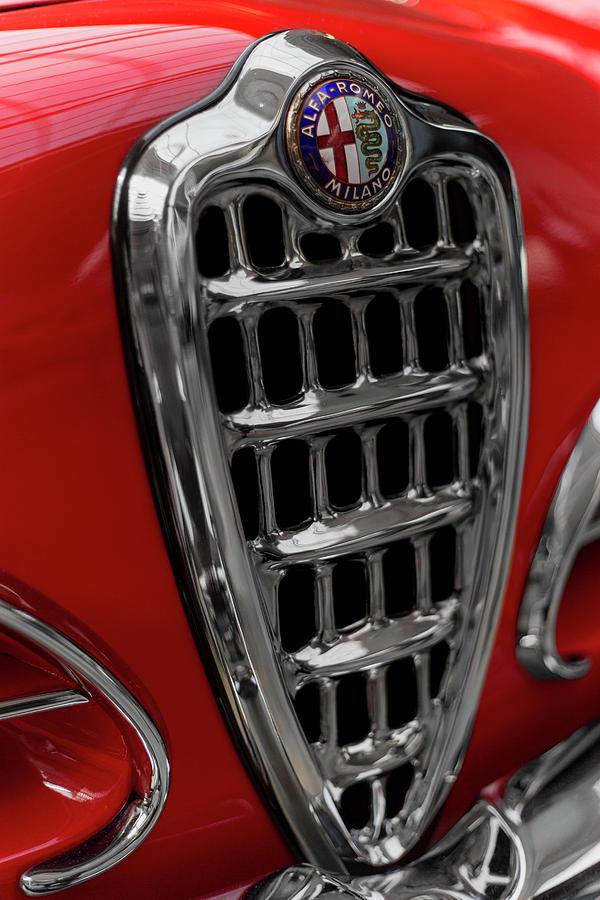 1957 Alfa Romeo 1900 CSS Touring by 2bhappy4ever