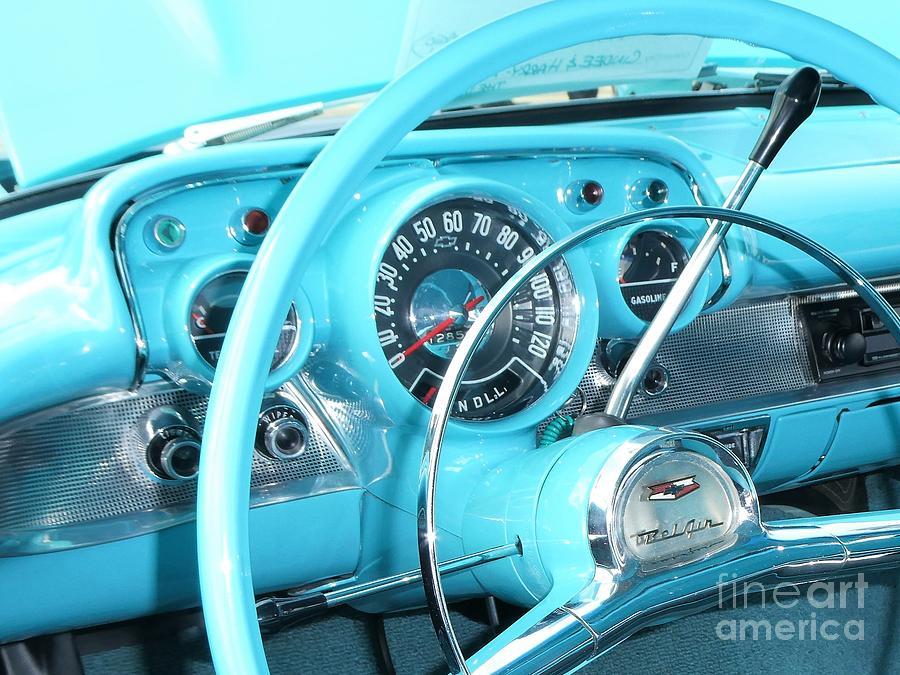 1957 Chevrolet by Neil Zimmerman