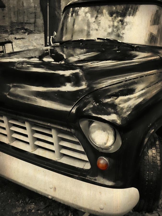 Truck Photograph - 1957 Chevy by JAMART Photography