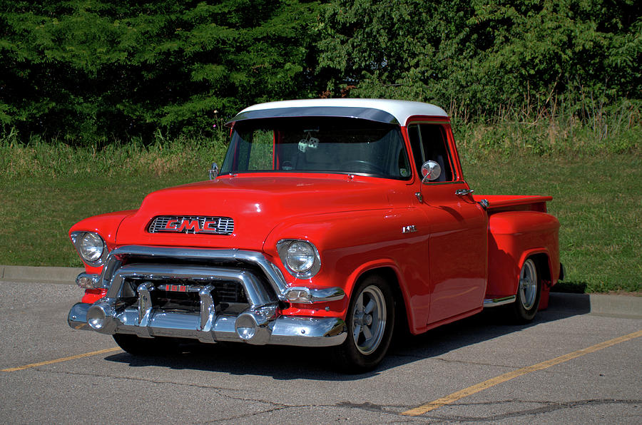 1957 GMC Pickup by Tim McCullough
