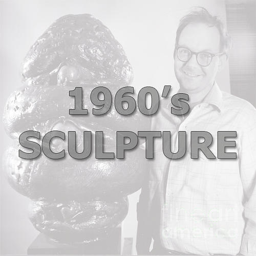1960's Scuplture by Robert F Battles