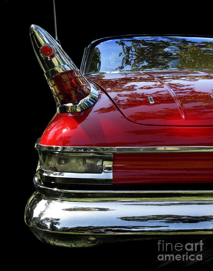 1961 Desoto Photograph - 1961 Desoto by Peter Piatt