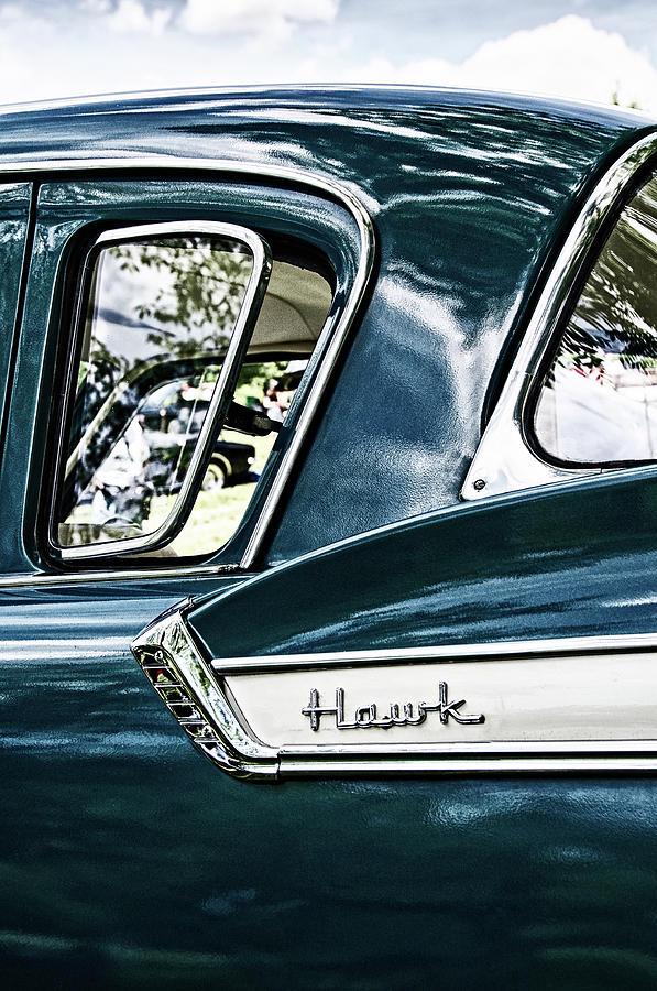 1961 Studebaker Hawk Photograph By Mark Summerfield