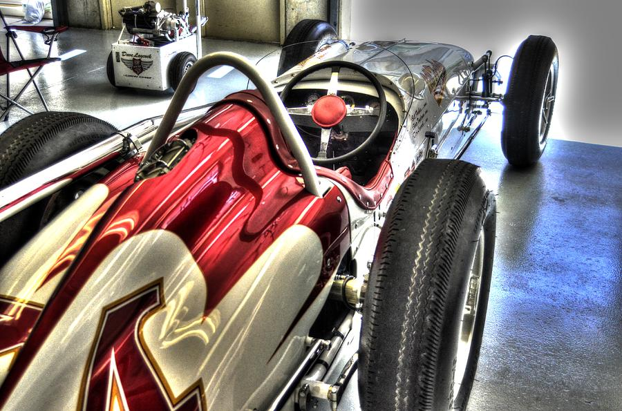 1962 Watson Indy Roadster by Josh Williams